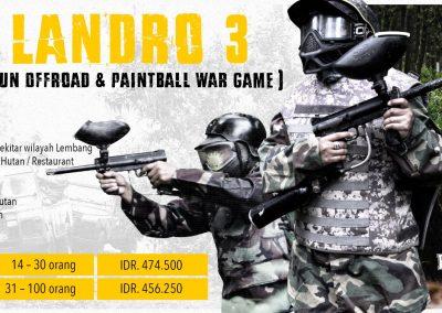 Paket Landro 3