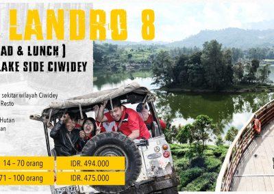 Paket Landro 8