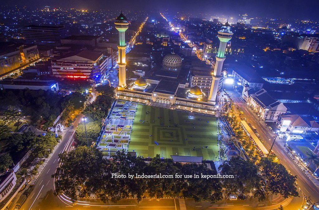 Intip Indahnya Kota Bandung