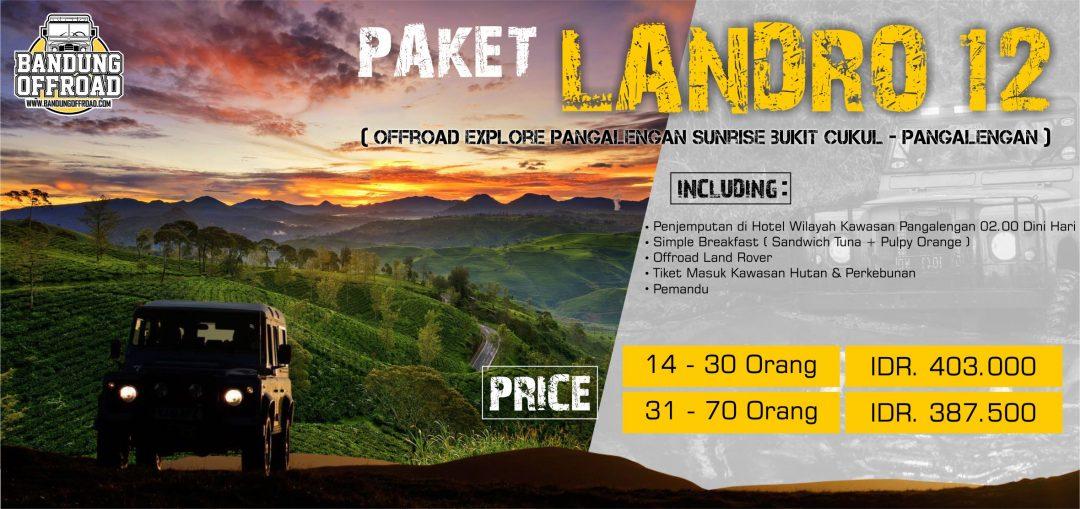 Paket Landro 12