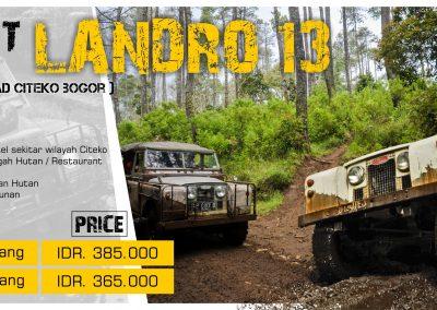 Paket Landro 13